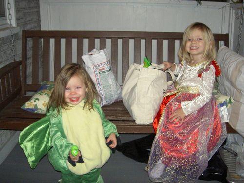 Halloween past